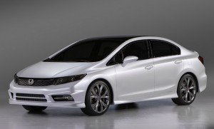 Nova Honda Civic 2012