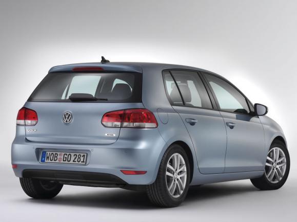 Hatch médio Volkswagen Golf