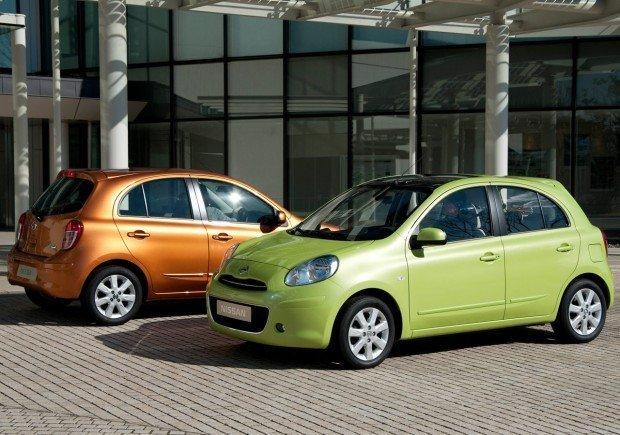 Lançamento Nissan March