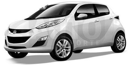 Lançamento Hyundai HB 2012