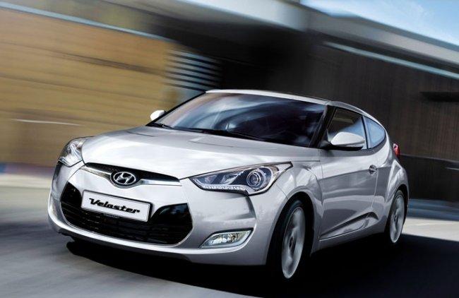 Design Hyundai Veloster 2012