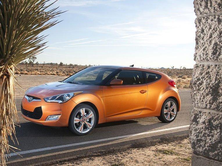 Lançamento Hyundai Veloster 2012