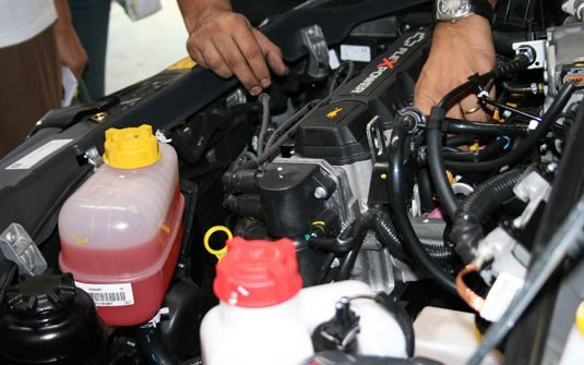 Fazer curso de mecânica de automóveis