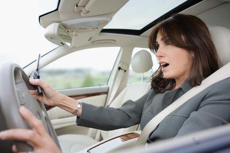Perder o medo de dirigir