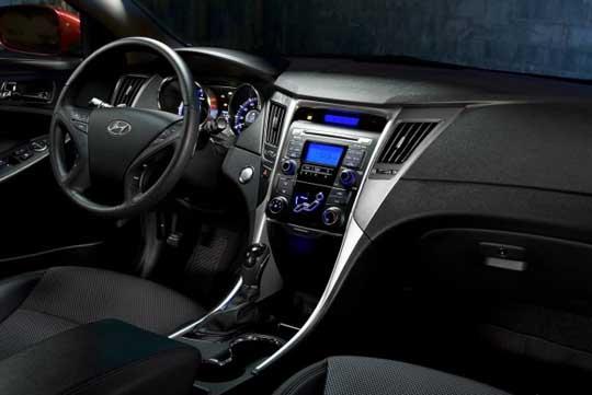 Novo Hyundai Sonata 2012 Carro De Garagem