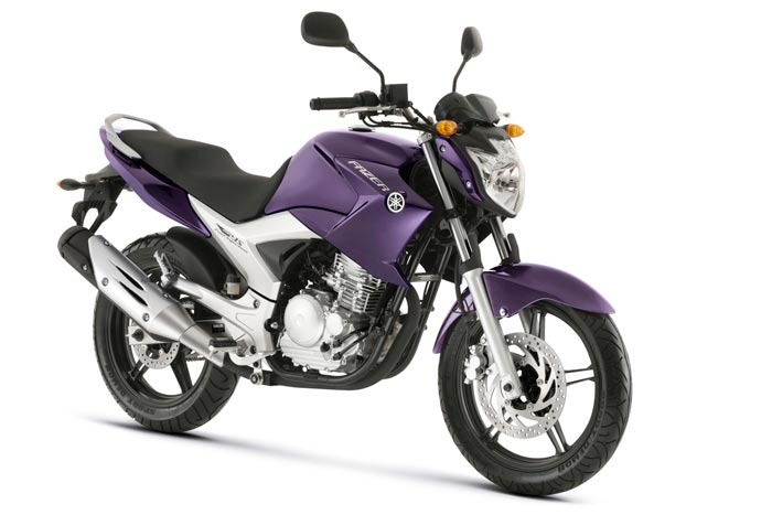 Características Yamaha Fazer YS250 2012