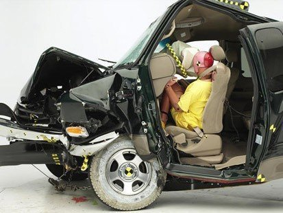 Resultados de crash test