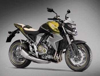 Especificações técnicas da Honda CB1000R 2012