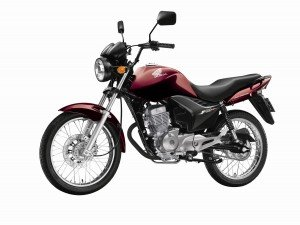 Honda CG Fan 150 ESDI