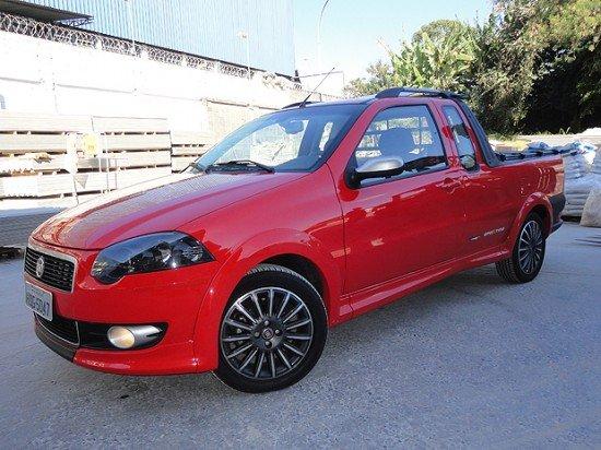 Comprar Fiat Strada Sporting 2012