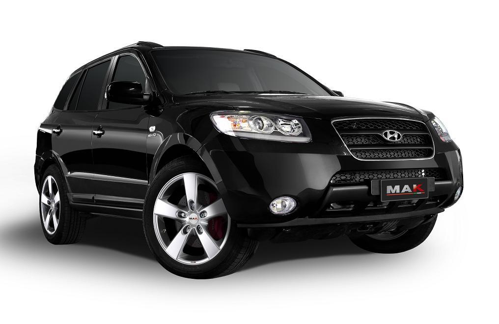 Comprar Hyundai Santa Fé 2012