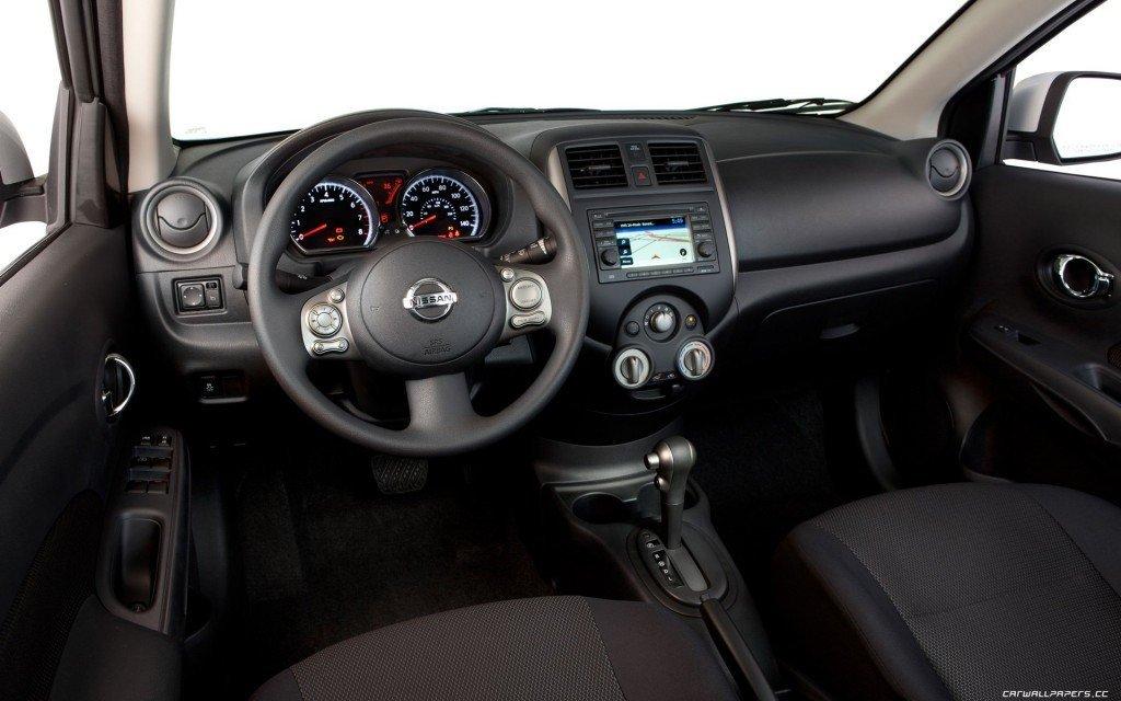 Fotos Nissan Versa 2012