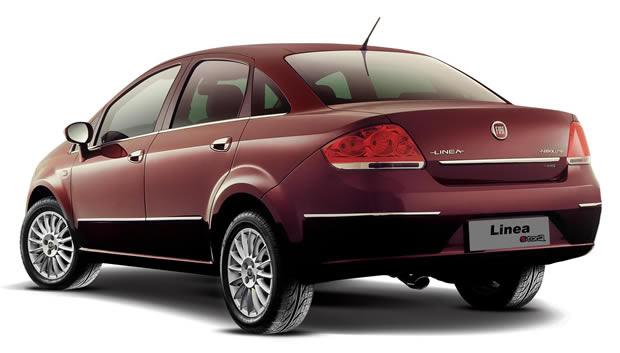 Novo Fiat Linea 2012 Pre 231 Os E Fotos Carro De Garagem