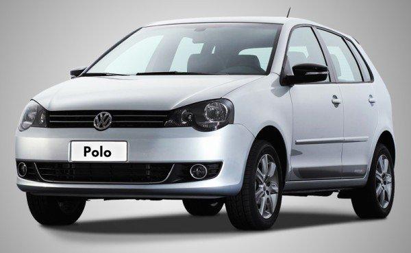 Especificações VW Polo 2012