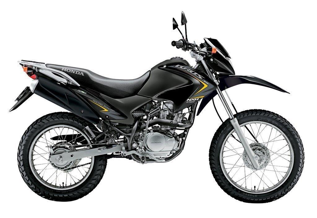 Resultado de imagem para Honda/NXR 150 Bros, cor preta
