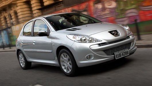 Comprar Peugeot 207 2012