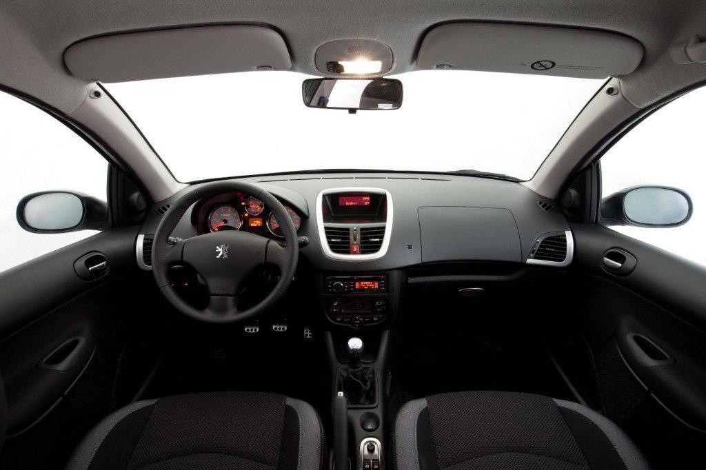 Versões Peugeot 207 2012