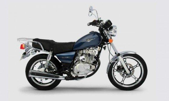 Comprar Suzuki Intruder 125 2012