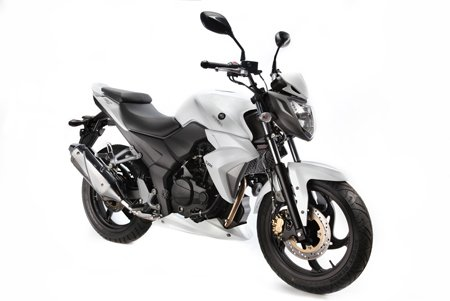 Dafra Next 250 (naked)