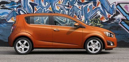 Chevrolet Sonic Hatch (lateral)