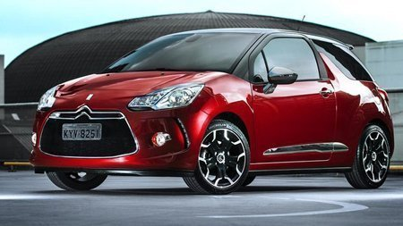 Frente do DS3
