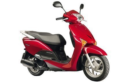 Scooter Honda Lead