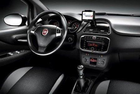 Novo Fiat Punto 2013 Carro De Garagem
