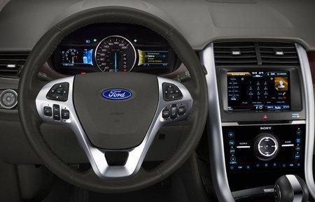 Ford Edge Pre 231 Os Fotos E Ficha T 233 Cnica Carro De Garagem