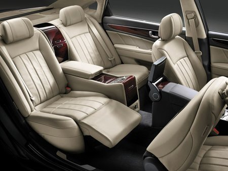 Interior do Equus