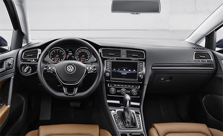 Interior do Golf 2013