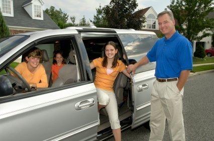Elementos essenciais para um carro familiar