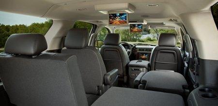 Chevrolet Suburban 2013 – Detalhes e características