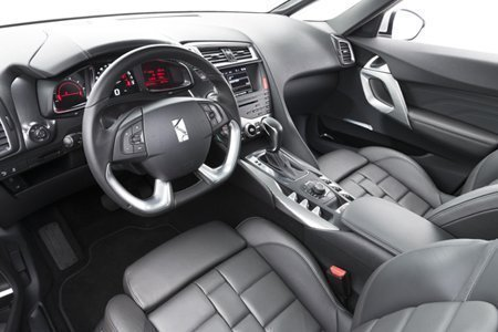 Interior do DS5