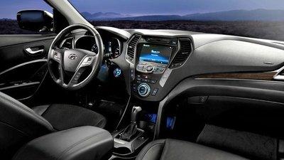 Características Do Hyundai Santa Fe 2014