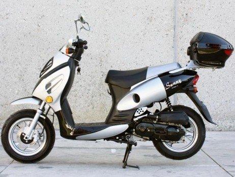 Potência das 50 cc