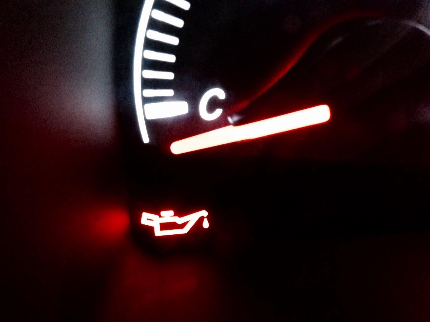 d70a862c6 Luz do óleo acesa ou piscando, o que pode ser? - Carro de Garagem